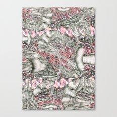 Lobster dynasty  Canvas Print