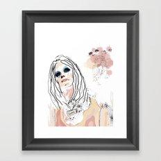 Hope, 2011 Framed Art Print