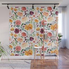Spring Garden Wall Mural