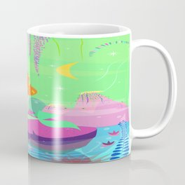 Mermaid Lagoon Coffee Mug