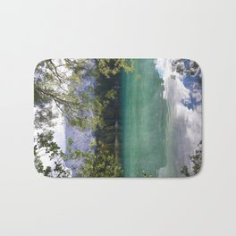 When Nature Sings Her Lullaby Bath Mat