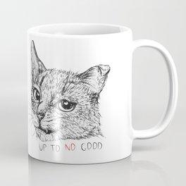 The Cunning Tomcat Coffee Mug