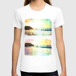 Sunset at Sandtracks T-shirt