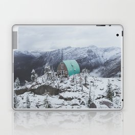 Conrad Kain Hut Laptop & iPad Skin
