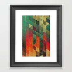 yrrynngg zkyy Framed Art Print