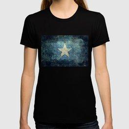 Somalian national flag - Vintage version T-shirt