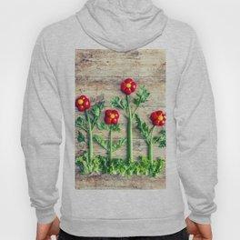 Pepper flowers (23) Hoody