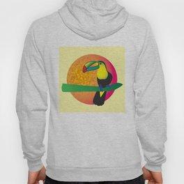 Toucan -Yellow Hoody