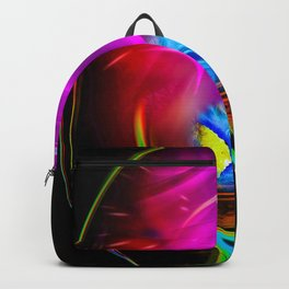 Abstract Perfection -  dreams come true Backpack
