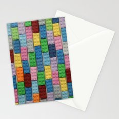 Bricks Zoom Stationery Cards