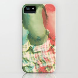 Untitled Archive I iPhone Case