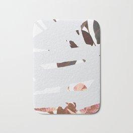 Abstract Spring Bath Mat