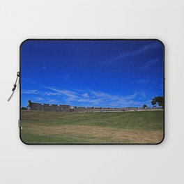 Castillo de San Marcos V Laptop Sleeve