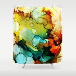Fizz Shower Curtain