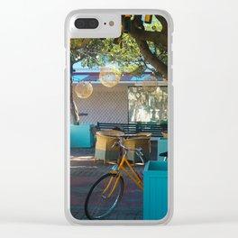 CapeTown Color Clear iPhone Case