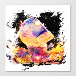 colorful giant Canvas Print