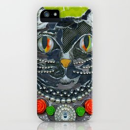 Homage To Betsy J. iPhone Case