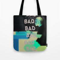 religion Tote Bags featuring Bad Religion. by indefinit