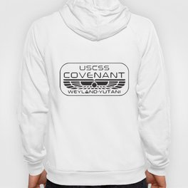 Alien Covenant Inspired Geek T-Shirts Hoody