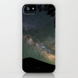 Galaxy Gazing iPhone Case