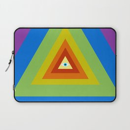 All Seeing, All Knowing Laptop Sleeve