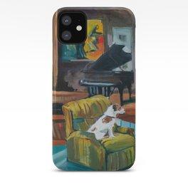 Frasier's apartment iPhone Case
