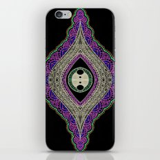 crypt iPhone & iPod Skin