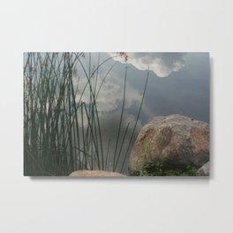 Cloud Water Metal Print