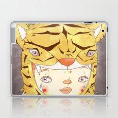 DRUNKEN TIGAAAAR Laptop & iPad Skin