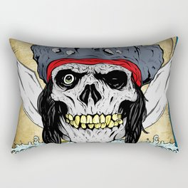 One-Eyed Willy Rectangular Pillow