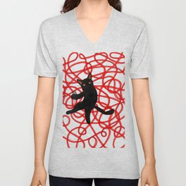 Play Time! Unisex V-Neck