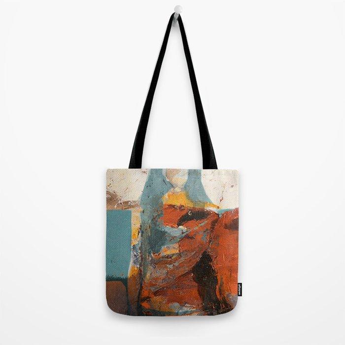 La Mujer y la Tierra Tote Bag