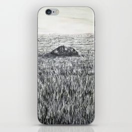THE SOUND OF SILENCE iPhone Skin