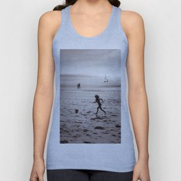 Foot Sea Unisex Tank Top