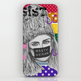 (Cara Delevingne - LGBT) - yks by ofs珊 iPhone Skin