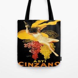 Vintage poster - Asti Cinzano Tote Bag