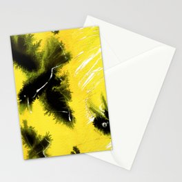 Totem Raven on the air Stationery Cards