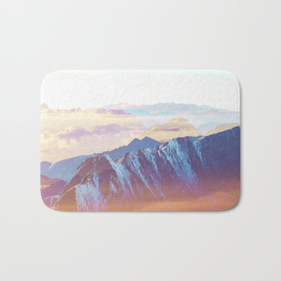 Sunshine Glory #society6 #decor #buyart Bath Mat