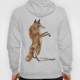 Christmas Fox Hoody