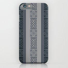 Viking grey iPhone Case