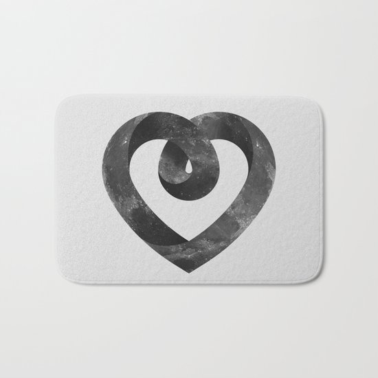 Impossible Love Bath Mat