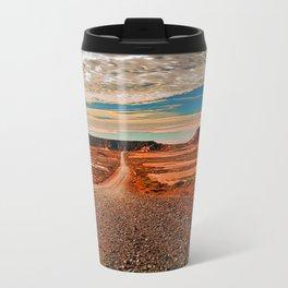 A Drive To Oblivion Travel Mug