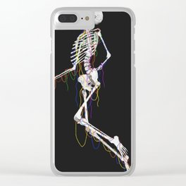 Strung up Clear iPhone Case