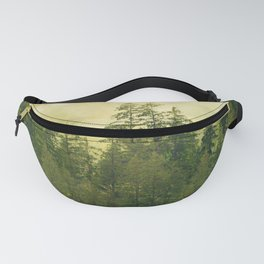 Misty Mountain Pines Fanny Pack