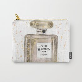 Beautiful Perfume Carry-All Pouch