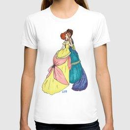 Sapphic Victoriana T-shirt