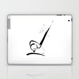 Golf Club by Kathy Morton Stanion Laptop & iPad Skin