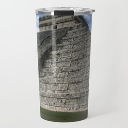 Mexico chichen itza Travel Mug