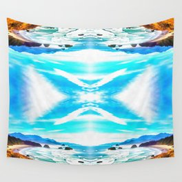 Beautiful Cool Morning Wall Tapestry