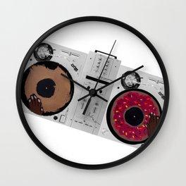 J Dilnuts Wall Clock